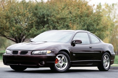 2001 Pontiac Grand Prix GP40 concept