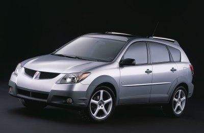 2001 Pontiac Vibe Concept