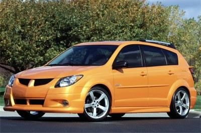 2001 Pontiac Vibe GT R concept