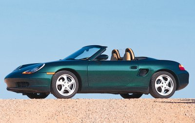 2001 Porsche Boxster S