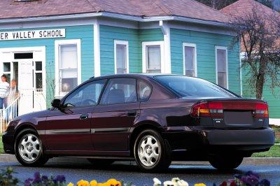 2001 Subaru Legacy sedan