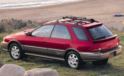 2001 Subaru Outback Sport