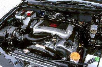 2001 Suzuki Grand Vitara XL-7 engine