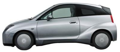 2001 Toyota ES3 concept