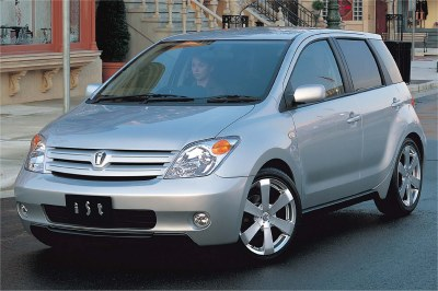 2001 Toyota IST concept