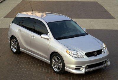 2001 Toyota Matrix Prototype