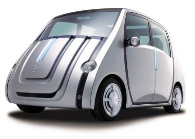 2001 Toyota pod concept