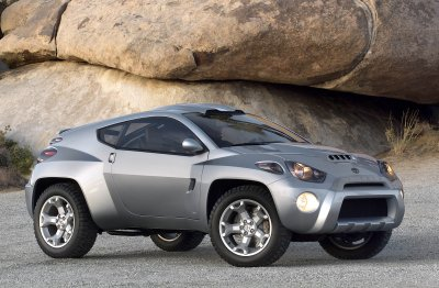 2001 Toyota RSC concept