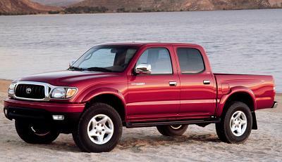 2001 Toyota Tacoma Double Cab