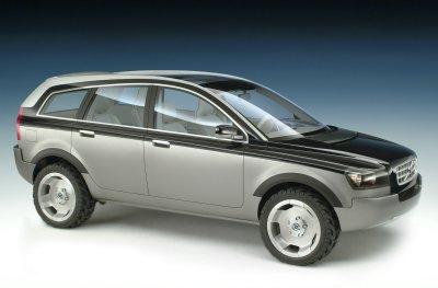 2001 Volvo Activity Concept Car