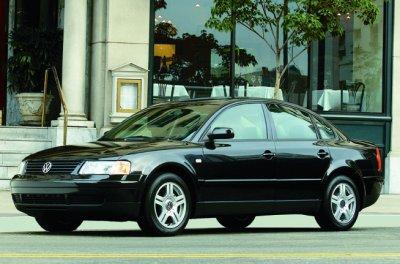 2001 Volkswagen Passat GLX 4Motion