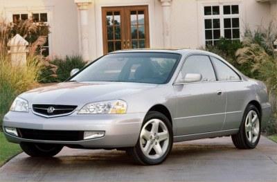 2002 Acura CL Type S