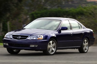 2002 Acura 3.2 TL Type-S