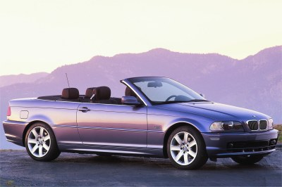 2002 BMW 325Ci convertible