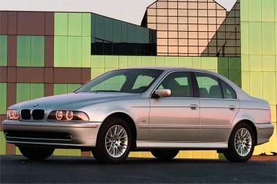 2002 BMW 530i sedan