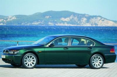 2002 BMW 7-Series Long Wheelbase