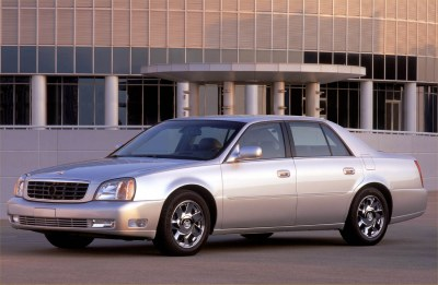 2002 Cadillac DeVille DTS