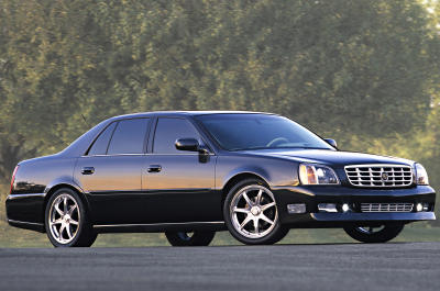 2002 Cadillac DTS Icon concept