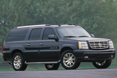 2002 Cadillac Escalade ESV platinum concept