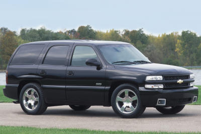 2002 Chevrolet Tahoe SS concept