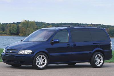 2002 Chevrolet Venture MEV concept