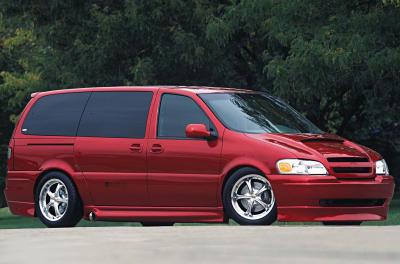 2002 Chevrolet Venture Mobility concept
