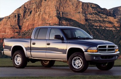 2002 Dodge Dakota Quad Cab SLT 4x4