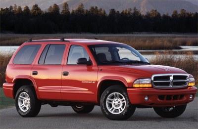 2002 Dodge Durango SLT 4x2