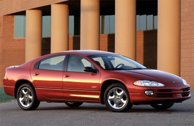 2002 Dodge Intrepid R/T