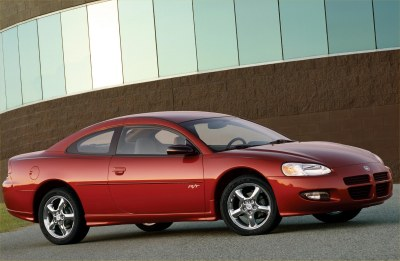 2002 Dodge Stratus R/T Coupe
