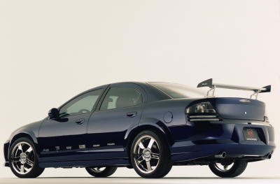 2002 Dodge Stratus Turbo concept