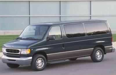 2002 Ford E150 Traveler