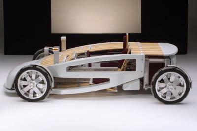 2002 Ford MA concept
