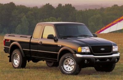 2002 Ford Ranger FX4 Supercab