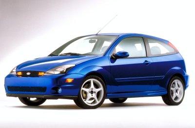 2002 Ford SVT Focus