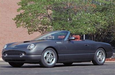 2002 Ford Thunderbird Custom concept