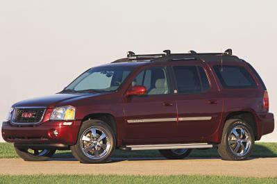 2002 GMC Envoy XL Project Pro concept