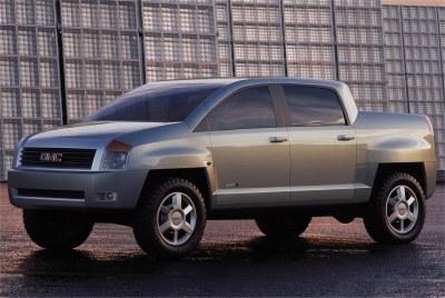 2002 GMC Terra4 concept