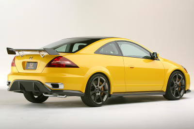 2002 Honda Accord Concept Coupe