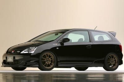 2002 Mugen Civic Si Concept