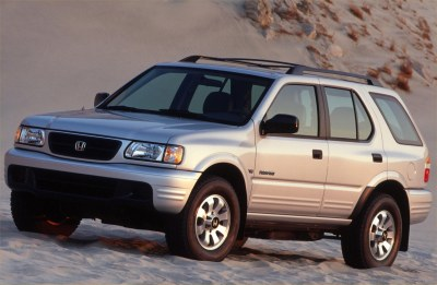 2002 Honda Passport LX