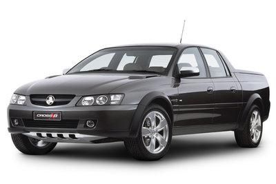 2002 Holden Cross 8