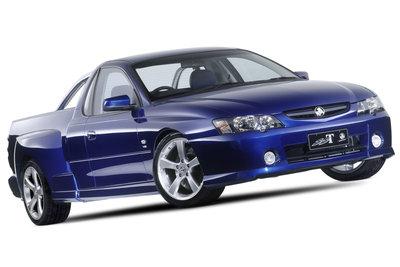 2002 Holden SST