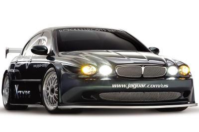 2002 Jaguar X-Type Racer Concept