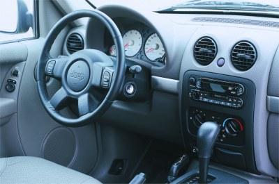 2002 Jeep Liberty Renegade interior