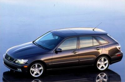 2002 Lexus Sport Cross