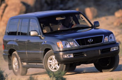 2002 Lexus LX470