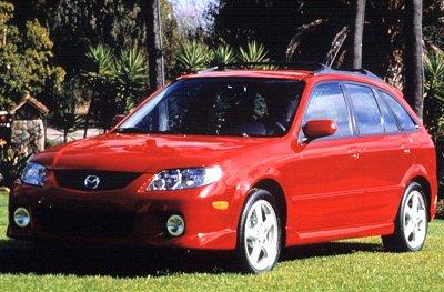 2002 Mazda Prot�g� Sport Wagon