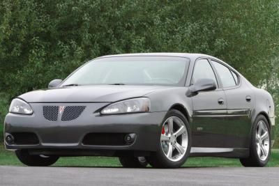 2002 Pontiac Grand Prix GXP Show Car
