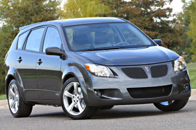 2002 Pontiac Vibe GXP Show Car